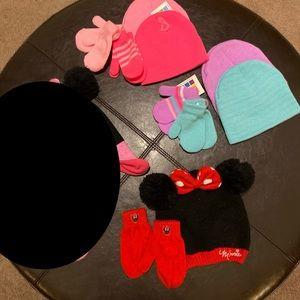 Hat and Gloves Sets (5 sets)